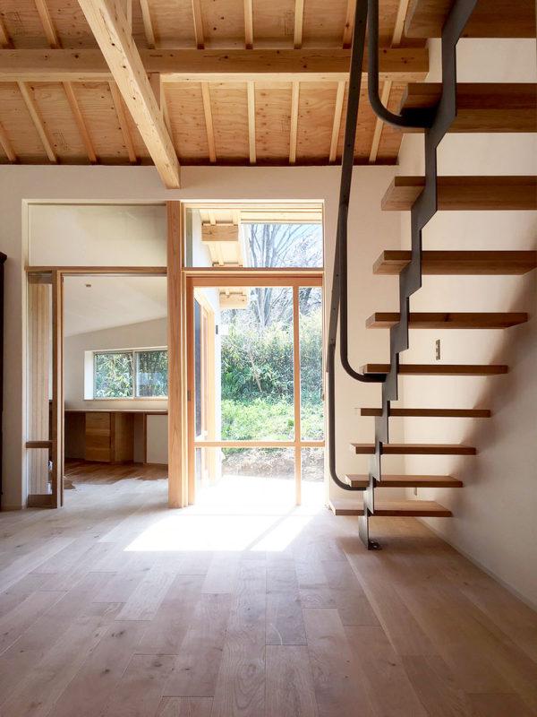 岐阜県美濃市のお宅の住宅設計